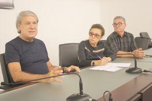 Telma de Souza, Boquinha e Del Bel ouviram da boca dos conselheiros a confirmação que o Centro e bairros não são amparados pelo poder público de Santos