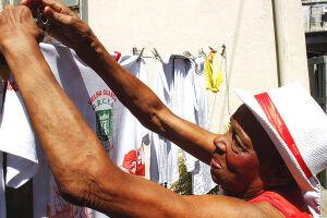 Em comemoração ao mês das mulheres e ao centenário do samba acontece a exposição fotográfica 'Ciatas de Santos – Mulheres que no Samba Resistem'