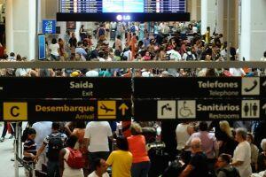O presidente da Anac defende a cobrança da bagagem para o crescimento do mercado aéreo