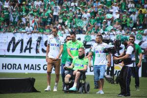 Alan Ruschel e Neto estão entre os inscritos do clube catarinense para a disputa da Libertadores