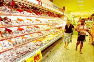 O discurso vem no momento em que diversos países suspenderam a importação de carne brasileira ou pediram informações ao governo