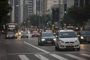 O Detran de São Paulo apreendeu veículos que já somam R$ 86 milhões em multas
