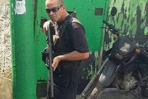 Alexandre Peres Alonso, o Bocão, foi baleado na cabeça