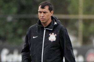 Carille ratificou a sua intenção de preservar titulares logo após o empate por 1 a 1 com o Luverdense, na quinta-feira