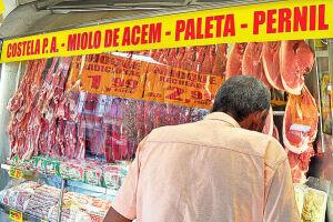 Redes de supermercado retiraram de suas gôndolas produtos das fábricas envolvidas na Operação Carne Fraca