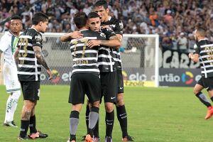 Corinthians abre boa vantagem para o segundo jogo