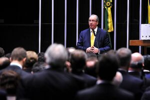 Nas perguntas enviadas à Presidência, Cunha indaga se Temer tem conhecimento da participação do então prefeito do Rio, Eduardo Paes, no esquema