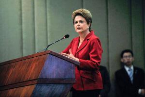 Dilma diz a jornal que não deixou Moreira Franco 'roubar'