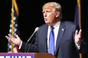 Donald Trump culpou os radicais republicanos pelo fracasso de reforma da saúde