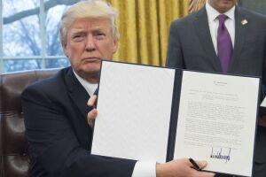 Trump redesenhou e definiu melhor o novo decreto