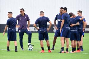 O Corinthians reencontra o Luverdense na Copa do Brasil a partir desta quinta-feira, às 21h30