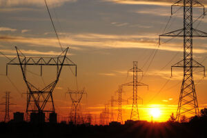 O consumo de eletricidade na rede elétrica nacional totalizou 39.308 Gigawatts-hora em janeiro