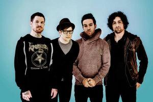 O Rock in Rio confirmou o show da banda Fall Out Boy