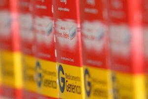 As vendas de medicamentos genéricos registraram em janeiro crescimento de 11,14%