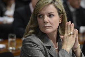 Gleisi quer Dilma e Graça Foster como testemunhas de defesa no STF