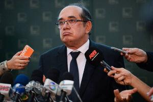 Gilmar Mendes voltou a criticar na manhã desta sexta-feira (24) os vazamentos de informações sigilosas