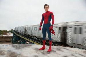 Tom Holland é o novo Homem-Aranha/Peter Parker