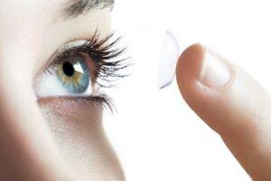 O uso de lentes de contato requer cuidado