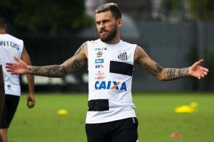 Decisivo na Libertadores, Lucas Lima é a esperança do Santos para o clássico deste domingo