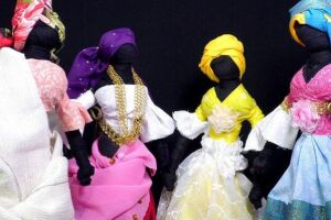 O evento reunirá afroempreendedores da moda, artesanato e gastronomia
