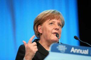 Trump e Angela Merkel vão se encontrar em Washington