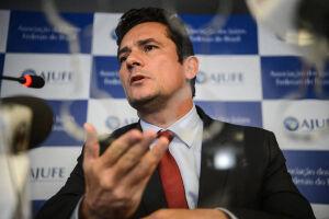 Moro diz ter apoio de 'grande maioria' em ações da Lava Jato