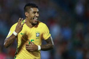 O carrasco uruguaio anotou três gols no Centenário
