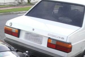Vítima tirou uma foto do carro do acusado e enviou para uma investigadora da Polícia Civil