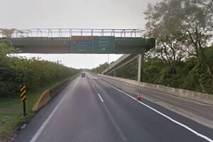 O caso ocorreu na interligação das rodovias Anchieta e Imigrantes