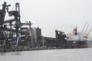 O vazamento aconteceu em agosto do ano passado durante uma operação de abastecimento