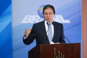 Diante de Temer, Eunício Oliveira defendeu as reformas da Previdência e trabalhista