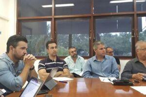 O Prefeito de Bertioga, Caio Matheus, convocou uma reunião em caráter emergencial na manhã deste sábado (18/03)