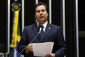 """Rodrigo Maia (DEM-RJ) classificou como """"tímida"""" a proposta de reforma trabalhista"""