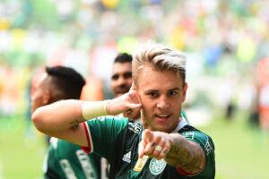 Roger Guedes deve ter uma chance entre os titulares do Palmeiras