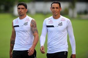 Vice-campeões da Libertadores da América com o Peixe, em 2003, Renato e Ricardo Oliveira retornam ao time
