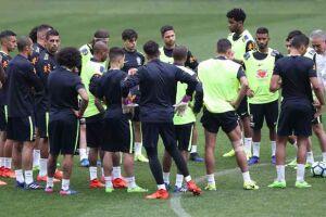 A seleção brasileira está próxima de estabelecer um novo recorde nesta terça (28)
