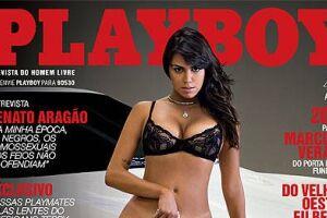 Em janeiro de 2015, Taiana foi capa da Playboy