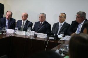 Michel Temer fez um chamado para que investidores internacionais venham ao Brasil