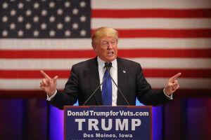 'ObamaCare é um desastre completo e total - está implodindo rápido!', disse Trump