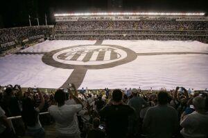 Santos terá a Vila Belmiro lotada para o duelo contra o The Strongest (BOL)