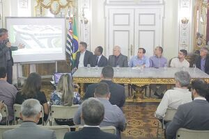 A obra integra o Programa de Aceleração do Crescimento (PAC) 2 Mobilidade Médias Cidades, do Governo Federal, e será quitada em dez anos (120 meses)