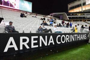 Arena está avaliada em 1,64 bilhão de reais