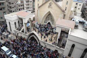 Primeira explosão ocorreu em Tanta, cidade a cerca de 100 quilômetros do Cairo, capital do Egito