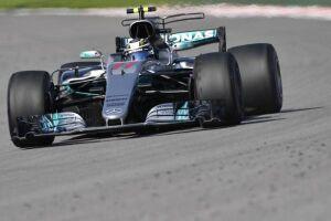 Bottas conquistou sua primeira vitória na F1