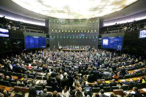 A Câmara dos Deputados terá uma semana bastante movimentada