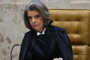 A presidente do STF, Cármen Lúcia prometeu a indígenas retomar o julgamento da ação contra a Vale