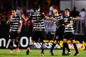 Corinthians abriu vantagem de gols no primeiro jogo