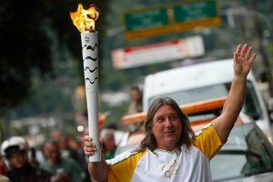 Marco Antonio Lui, o Bill, era conhecido nacionalmente e foi um condutores da tocha olímpica durante a passagem pela Baixada Santista no ano passado; ele tinha 57 anos