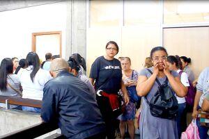 Reunião terminou em confusão em Cubatão