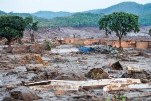 O problema ocorreu após o rompimento da barragem de Fundão, em Mariana (MG)